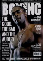 Boxing News Magazine Issue 07/05/2020