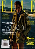 Elle French Weekly Magazine Issue NO 3878