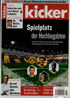 Kicker Montag Magazine Issue NO 16