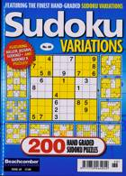 Sudoku Variations Magazine Issue NO 68