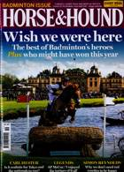 Horse And Hound Magazine Issue 07/05/2020