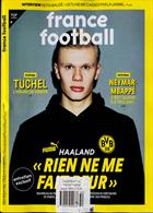 France Football Magazine Issue 50