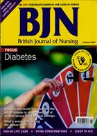British Journal Of Nursing Magazine Issue VOL29/5