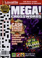 Lovatts Mega Crosswords Magazine Issue NO 66