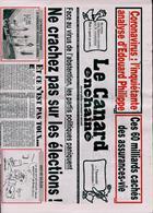 Le Canard Enchaine Magazine Issue 83
