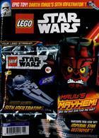 Lego Star Wars Magazine Issue NO 58