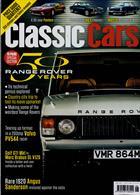 Classic Cars Magazine Issue JUN 20