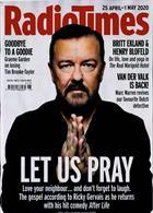Radio Times South Magazine Issue 25/04/2020