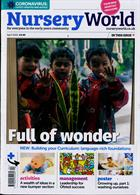Nursery World Magazine Issue APR 20