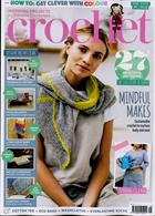 Inside Crochet Magazine Issue NO 125