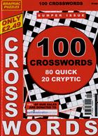 Brainiac Crossword Magazine Issue NO 109