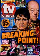 Tv Choice England Magazine Issue NO 18