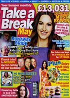 Take A Break Monthly Magazine Issue MAY 20