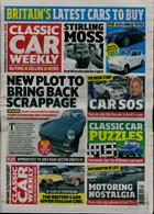 Classic Car Weekly Magazine Issue 22/04/2020