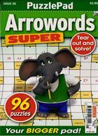 Puzzlelife Arroword Super Magazine Issue NO 25