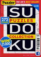Puzzler Sudoku Puzzle Collection Magazine Issue NO 148