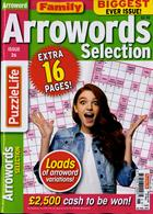 Family Arrowords Selection Magazine Issue NO 26