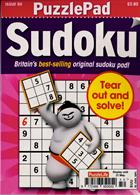 Puzzlelife Ppad Sudoku Magazine Issue NO 50