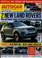 Autocar Magazine Issue 22/04/2020