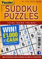 Puzzler Sudoku Puzzles Magazine Issue NO 195
