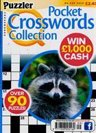Puzzler Q Pock Crosswords Magazine Issue NO 209