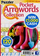 Puzzler Q Pock Arrowords C Magazine Issue NO 137