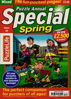 Puzzle Annual Special Magazine Issue NO 40