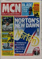 Motorcycle News Magazine Issue 22/04/2020