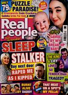 Real People Magazine Issue NO 17