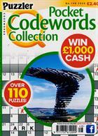 Puzzler Q Pock Codewords C Magazine Issue NO 148