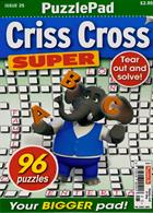 Puzzlelife Criss Cross Super Magazine Issue NO 25