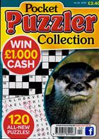Puzzler Pocket Puzzler Coll Magazine Issue NO 92