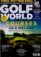 Golf World Magazine Issue MAY 20