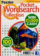 Puzzler Q Pock Wordsearch Magazine Issue NO 209