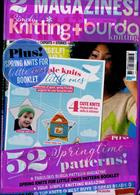 Simply Knitting Magazine Issue NO 198