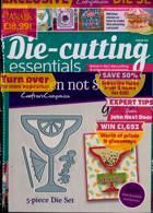 Die Cutting Essentials Magazine Issue NO 65