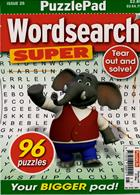 Puzzlelife Wordsearch Super Magazine Issue NO 25