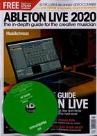 Music Tech Focus Guide Magazine Issue ABLETONLIV