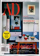 Architectural Digest German Magazine Issue NO 4