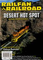 Railfan & Railroad Magazine Issue APR 20