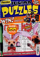 Puzzler Q Junior Puzzles Magazine Issue NO 260