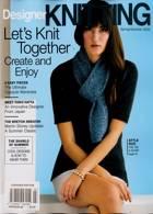 Designer Knitting Magazine Issue SPR/SUM