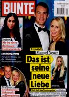 Bunte Illustrierte Magazine Issue NO 20