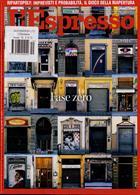 L Espresso Magazine Issue NO 19