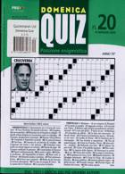 Domenica Quiz Magazine Issue NO 20