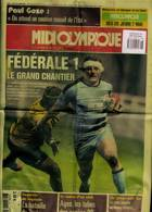 Midi Olympique Magazine Issue NO 5545