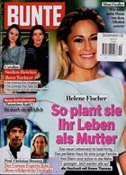 Bunte Illustrierte Magazine Issue NO 19