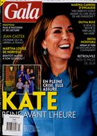 Gala French Magazine Issue NO 1403