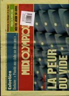 Midi Olympique Magazine Issue NO 5544