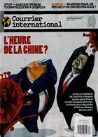 Courrier International Magazine Issue NO 1539